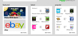 Des alternatives aux applications android et iOS sur Windows Store