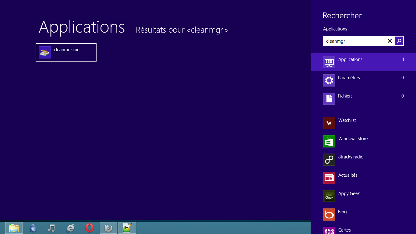 nettoyer son pc win 8