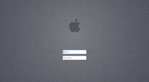 Masquer les comptes utilisateurs sur l'écran de connexion d'OS X