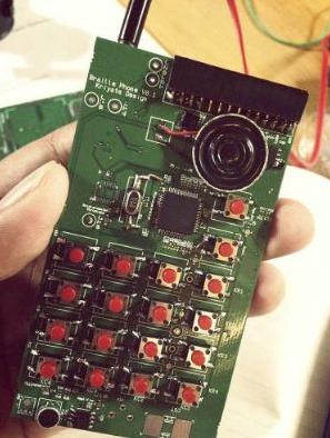 Le premier smartphone au monde pour les aveugles
