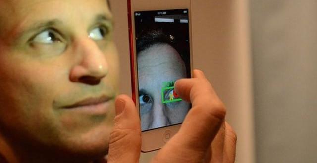 Eyeprint sécurise votre smartphone avec vos yeux