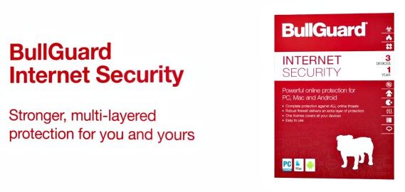 BullGuard Internet Security 2018 avec une clé de licence authentique