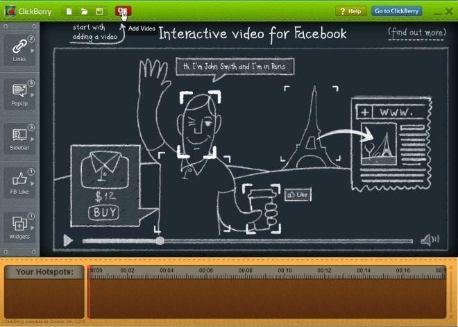 Clickberry Interactive Creator