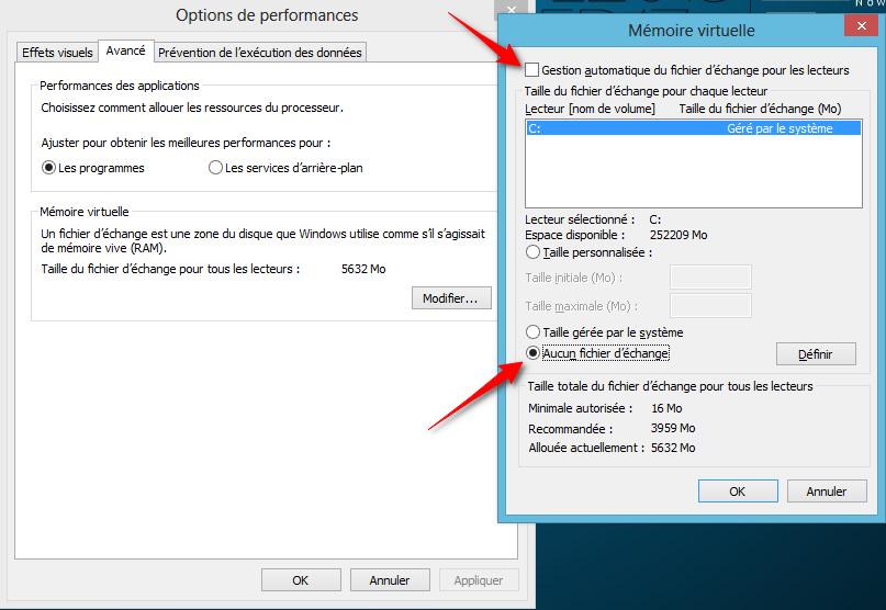 Optimiser un disque SSD sous Windows