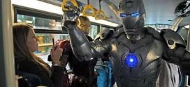 L'armure d'Iron Man est en développement par l'armée américaine