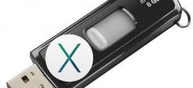 Créer une clé USB d'installation de OS X Mavericks