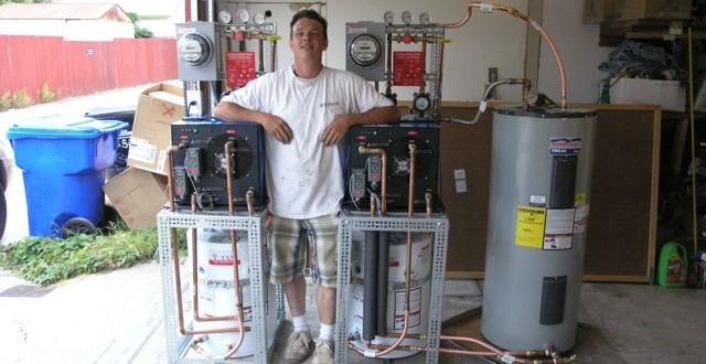 Améliorer l'efficacité du chauffe-eau avec l'eau froide