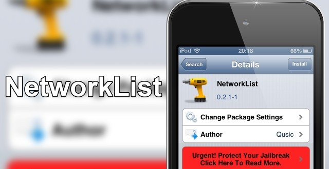 Voir les mots de passe des réseaux Wi-Fi enregistrés sur votre iPhone
