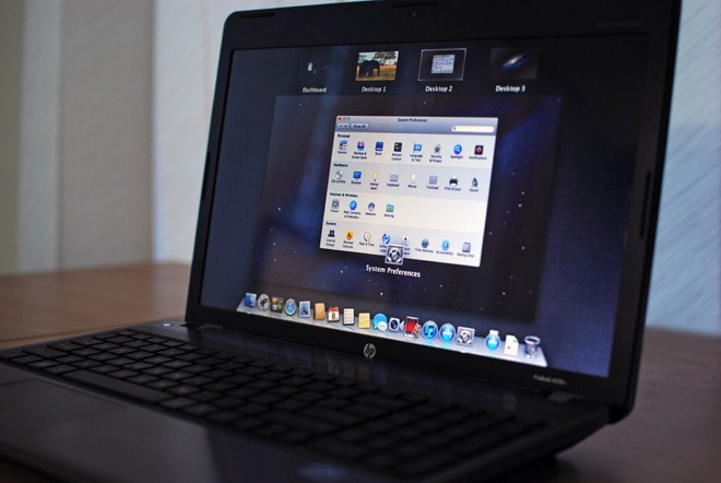 Installer OS X Mountain Lion Sur Un PC [Hackintosh]