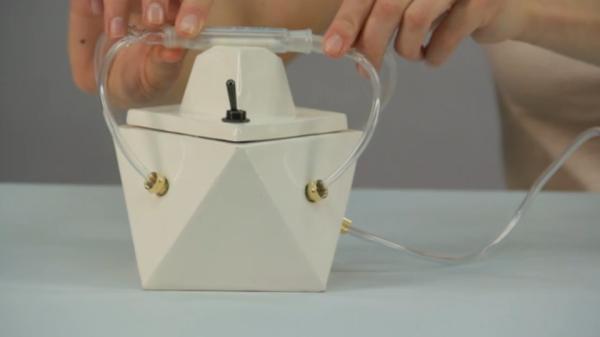 Une caméra qui peut capturer l'odeur