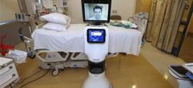 Des robots de téléprésence dans les hôpitaux distants