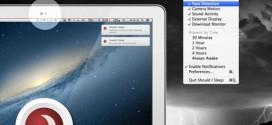 Comment maintenir votre Mac actif quand vous êtes devant l'écran
