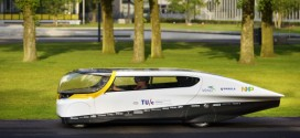 La première voiture familiale au monde fonctionnant au solaire