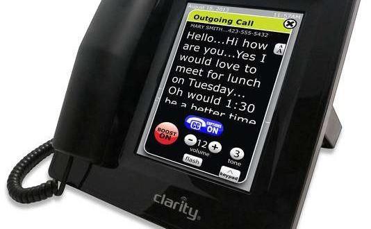 Ensemble permet d'améliorer la qualité des appels pour les malentendants