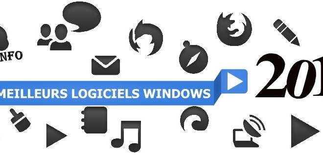 Les meilleurs logiciels windows 2012