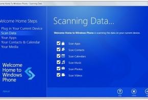 Transférer vos données d'ios, android et blackberry vers Windows Phone