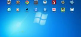 Un lanceur d'applications style iOS pour Windows