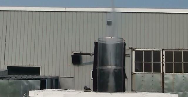 Produire de l'électricité avec des tornades