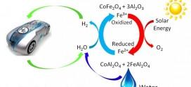 Transformer le soleil et l'eau en carburant d'hydrogène