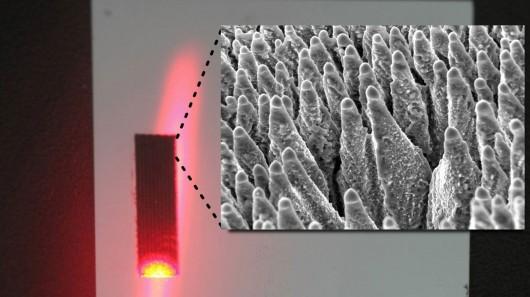 Le silicium noir pourrait accroître l'efficacité des cellules solaires traditionnelles