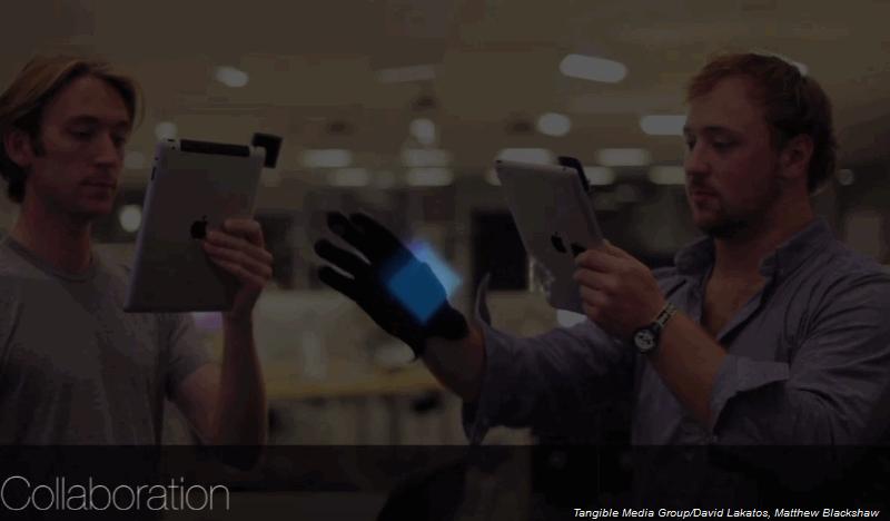 La domotique, les objets connectés et les tablettes de prochaine génération