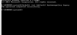 Afficher le démarrage avancé dans Windows 8 avec F8