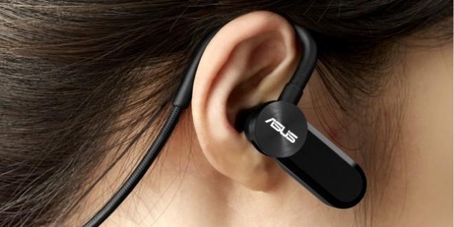 Asus lance des oreillettes bluetouth 4.0 compatibles NFC