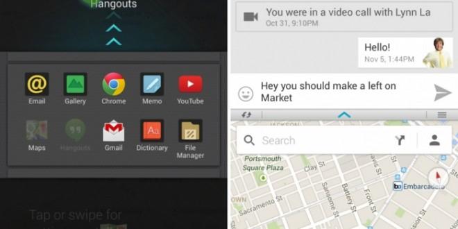 Afficher plusieurs applications côte à côte sur android