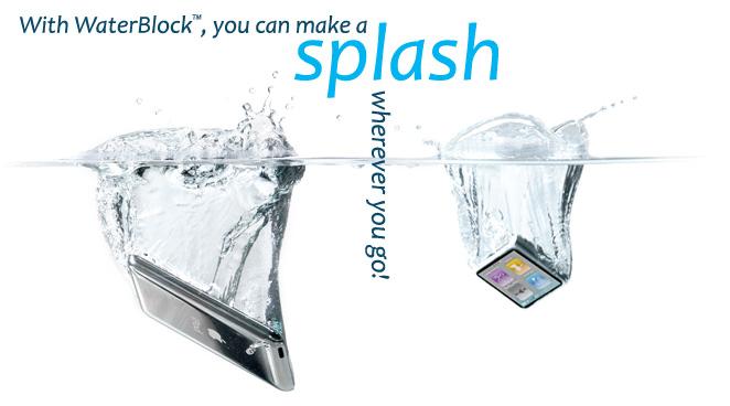 HzO rend votre smartphone waterproof