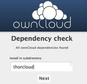 Mettre en place votre propre service cloud avec OwnCloud