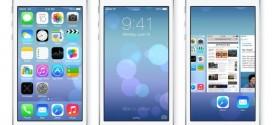 Mettre à jour votre iPhone ou ipad vers iOS 7