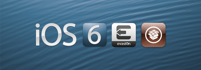 Jailbreak d'iOS 6, 6.1 sur iPhone et iPod touch avec evasi0n [Untethered]
