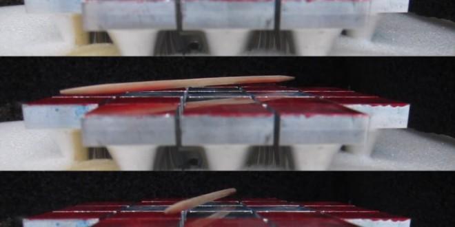 Le son permettrait de contrôler le déplacement des objets en lévitation
