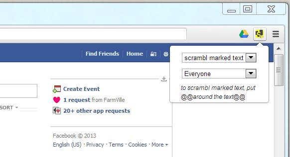 Crypter vos messages sur les réseaux sociaux avec Scrambls