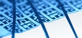 Une membrane électronique 100 fois plus fine qu'un cheveu