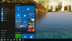 Rendre le menu Démarrer de Windows 10 plus rapide et réactif