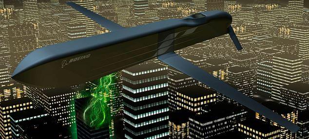 Boeing a crée un nouveau missile capable d'éteindre tous équipements électroniques