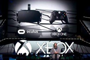 L'Oculus Rift compatible avec la xBox One