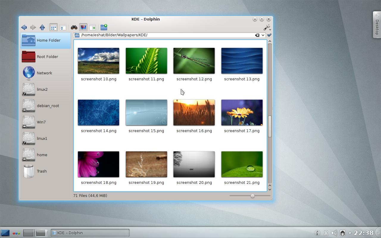 KDE 4.8 améliore l'expérience utilisateur