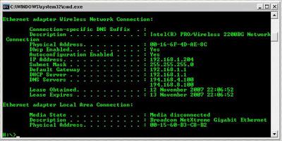 Connexion à un réseau sans fil en ligne de commande sur linux