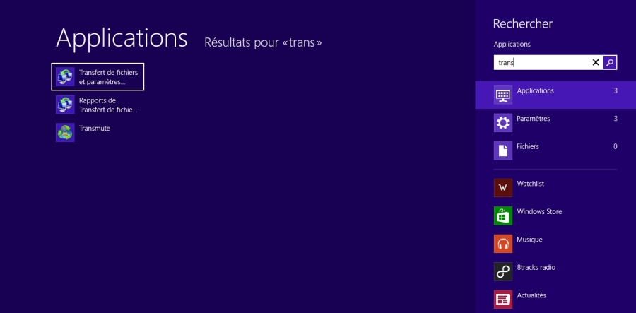 Installer Windows sans perdre de documents, paramètres et modifications