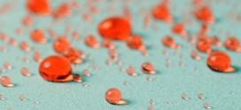 Le revêtement super-hydrophobe Dry repousse presque n'importe quel liquide