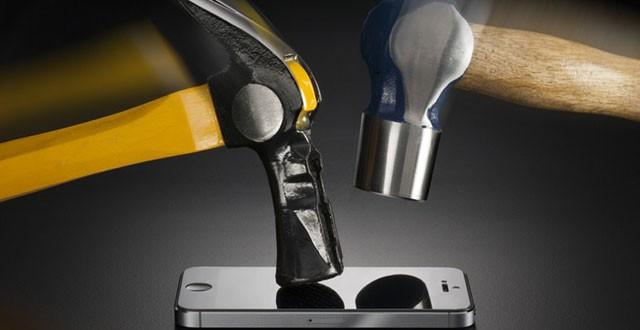 Les smartphones les plus résistants
