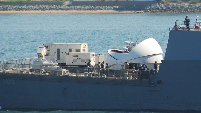 L'US Navy va utiliser des armes laser sur leurs navires