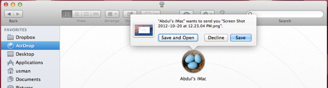 Activer Airdrop sur les Mac non pris en charge